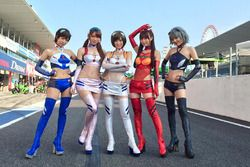Eva Racing kızları