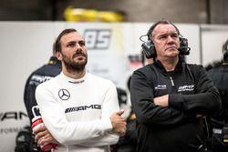 #86 AMG-Team HTP Motorsport, Mercedes-AMG GT3: Gary Paffett