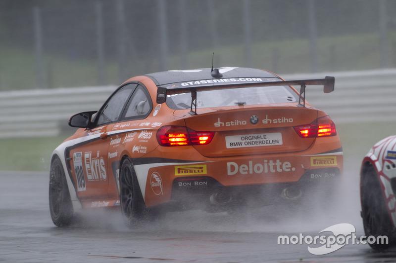#109 Racing Team Holland by Ekris Motorsport, Ekris M4 GT4: Ricardo van der Ende, Bernhard van Oranj