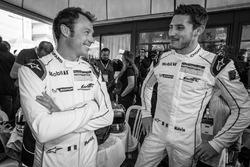 #91 Porsche Motorsport Porsche 911 RSR: Patrick Pilet y Kevin Estre