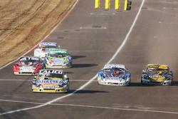 Emanuel Moriatis, Martinez Competicion Ford, Martin Ponte, Nero53 Racing Dodge, Leonel Pernia, Las T