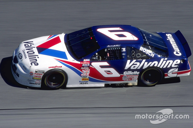 Valvoline i Mark Martin/Roush Racing