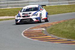 Kari-Pekka Laaksonen, LMS Racing, SEAT Leon TCR