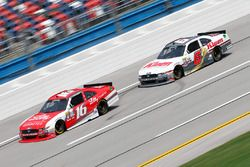 Ryan Reed, Roush Fenway Racing Ford, Darrell Wallace Jr., Roush Fenway Racing Ford