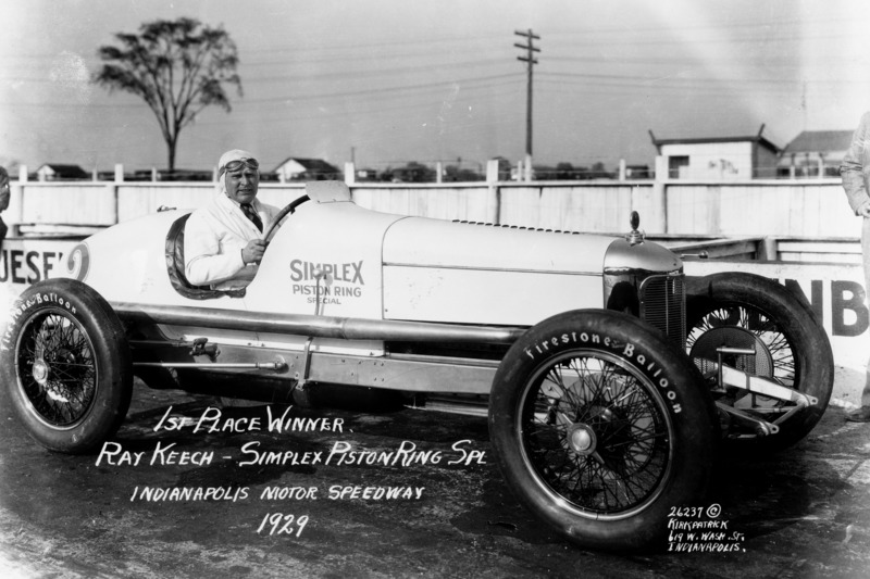 #17 Ray Keech 1929