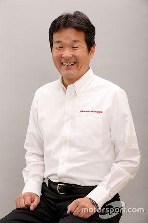 Masahiko Matsumoto, Honda GT líder de proyecto