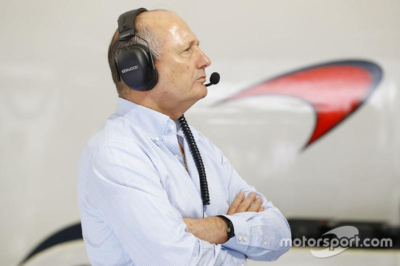 """""""La F1 es muy dura y, por lo tanto, no es aconsejable para personas irritables"""". Ron Dennis"""