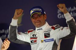 2nd position Gianni Morbidelli, Honda Civic TCR, West Coast Racing