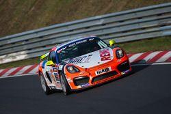 Marc Hennerici, Moritz Oberheim, Porsche Cayman GT4 CS
