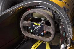 Benetton-Ford B191/191B, Cockpit