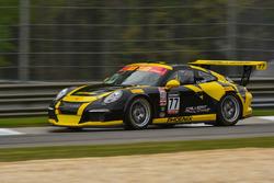 #77 Calvert Dynamics Porsche 911 GT3 Cup: Preston Calvert