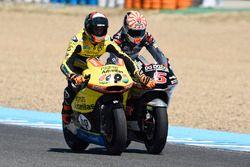 Johann Zarco, Ajo Motorsport pushes back Alex Rins, Paginas Amarillas HP 40