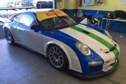 Drive Technology Italia, Porsche 997 GT3 Cup