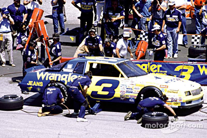 Dale Earnhardt 1986