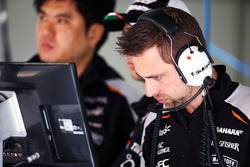 Марк Грэй, Sahara Force India F1 Team