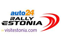auto24 Rally Estonia, logo
