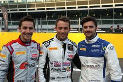 Filipe Albuquerque, Belgian Audi Club Team WRT, Marco Mapelli, Barwell Motorsport, Marco Bonanomi, S