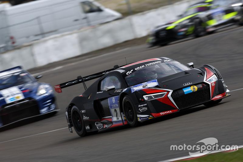 #2 Team WRT, Audi R8 LMS