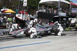 Juan Pablo Montoya, Penske Takımı Chevrolet