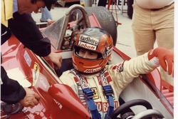 Жиль Вильнёв, Ferrari 312T4