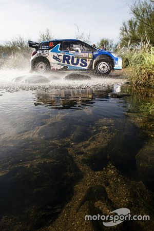 Nicolas Alberto, Ford Fiesta WRC