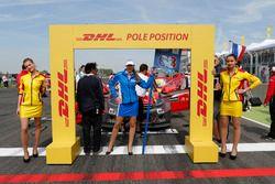 Chica de la parrilla para Yvan Muller, Citroën World Touring Car Team