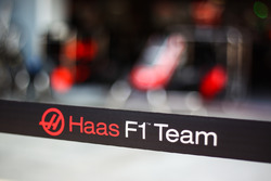 Logo: Haas F1 Team