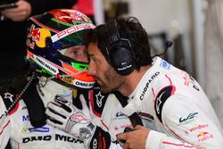 Брендон Хартли и Марк Уэббер, Porsche Team