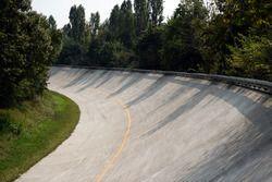La vecchia pista di Monza