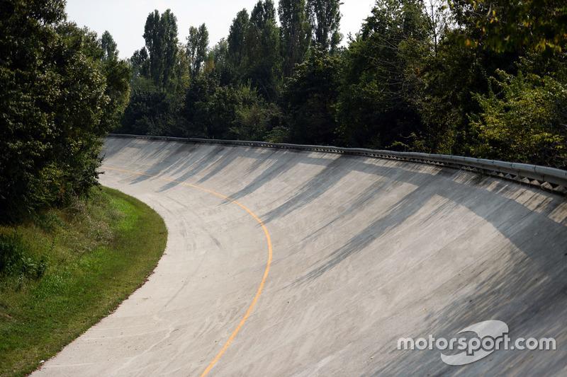 El antiguo Monza
