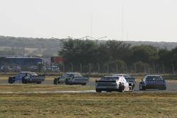 Diego De Carlo, JC Competicion Chevrolet, Matias Rodriguez, Trotta Competicion Dodge, Emiliano Spata