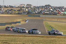 Juan Marcos Angelini, UR Racing Dodge, Matias Rodriguez, Trotta Competicion Dodge, Emiliano Spataro,