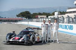 #2 Porsche Team Porsche 919 Hybrid : Romain Dumas, Neel Jani, Marc Lieb
