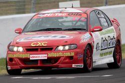 Brett Heeley, Matthew Holt, Jaimie McKinlay, Holden VX-HSV GTS