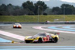 #50 Larbre Competition Chevrolet Corvette C7 Z06 , Yutaka Yamagishi, Pierre Ragues, Paolo Ruberti