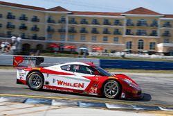#31 Action Express Racing Corvette DP: Eric Curran, Dane Cameron, Scott Pruett