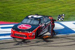 Sieger Austin Dillon, Richard Childress Racing, Chevrolet
