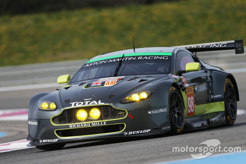 LMGTE Am - Aston Martin Racing