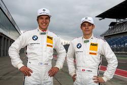 Jesse Krohn, Louis Delétraz, Schubert Motorsport