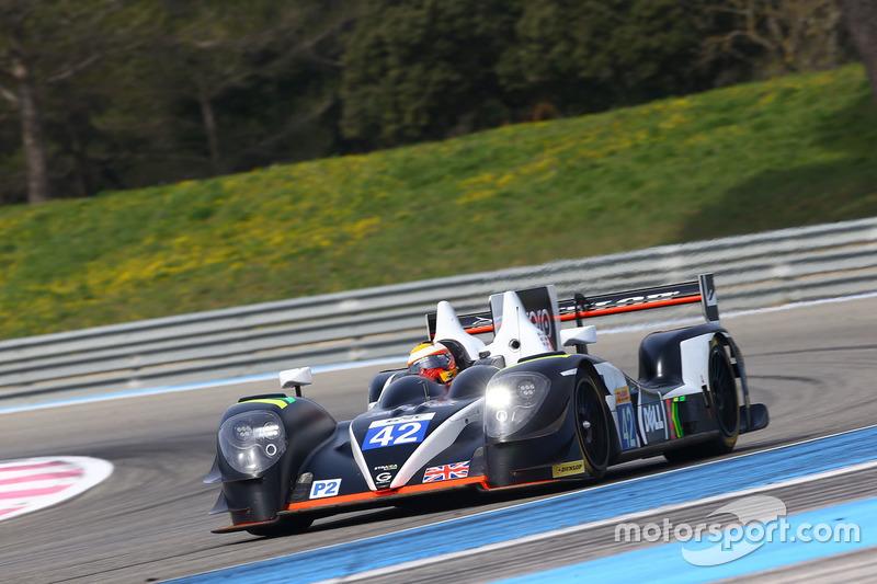 LMP2 - Strakka Racing