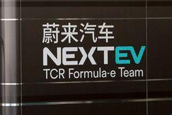 Logo NEXTEV TCR Formula E Team