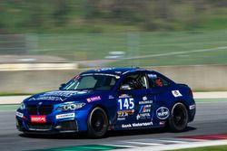 #145 Bonk Motorsport BMW M235i Racing Cup: Axel Burghardt, Jürgen Meyer, Liesette Braams