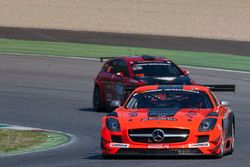 #777 MP Sports, Mercedes SLS AMG GT3: Martin Prokop, Robert Kubica, Quirin Müller, Paul White, Thoma