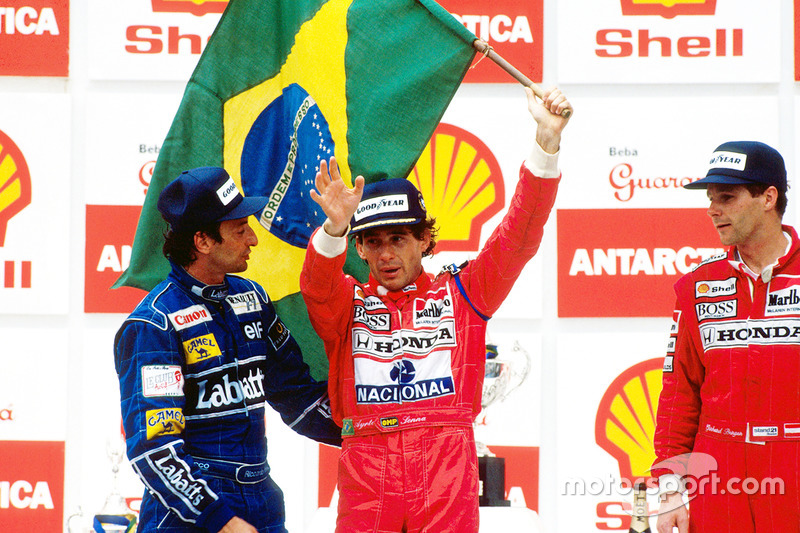 GP do Brasil de 1991, Interlagos