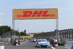 KCMG, Porsche 911 RSR: Christian Ried, Wolf Henzler, Joël Camathias