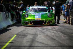 #540 Black Swan Racing Porsche GT3 R: Tim Pappas, Andy Pilgrim