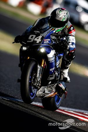 #94 GMT94 Yamaha: David Checa, Niccolo Canepa, Lucas Mahias