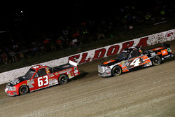 Bobby Pierce, Chevrolet; Christopher Bell, Kyle Busch Motorsports, Toyota