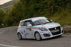 Jacopo Lucarelli, Scuderia Etruria, Suzuki Swift Sport R1B