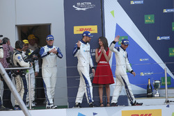 LM GTE Am: second place Christian Ried, Wolf Henzler, Joël Camathias, KCMG